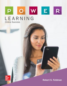 P.O.W.E.R. Learning: Online Success 1e © 2017