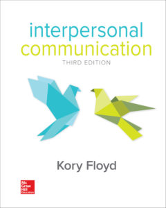 Interpersonal Communication 3e © 2017