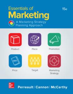 Essentials of Marketing: A Marketing Strategy Approach 15e 2017